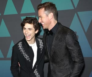 cutie, timmy, and armie hammer image