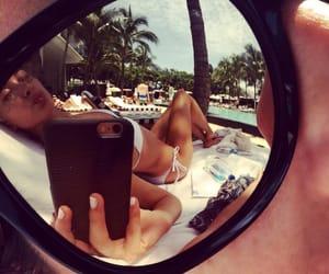 beach, sunglasses, and gafas image