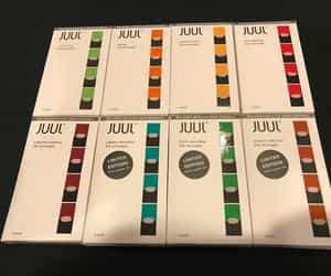 flavors and juul image