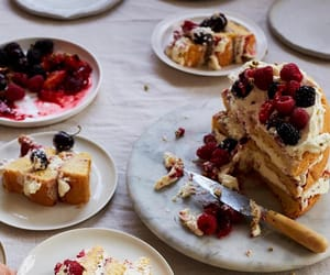 food and cake image