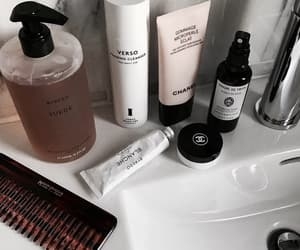 body, chanel, and makeup image