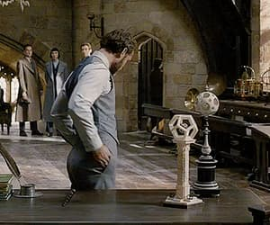 actor, dumbledore, and Hot image