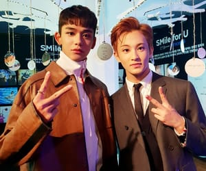 lucas, mark, and nct image