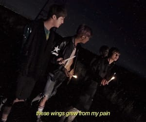 film, Lyrics, and wings image