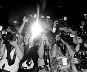 camera, famous, and paparazzi image