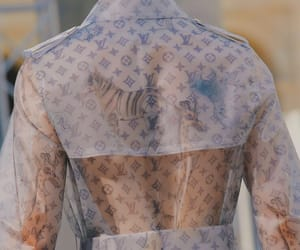 fashion, Louis Vuitton, and haute couture image