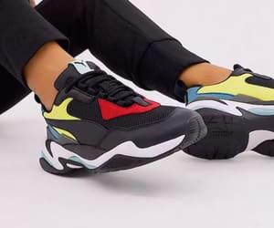 Fila, shoes, and puma image