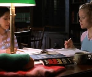 books, elle woods, and studying image