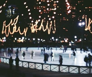 christmas, fun, and lights image
