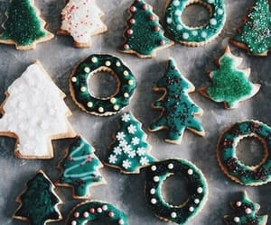 aesthetics, decorations, and christmas image