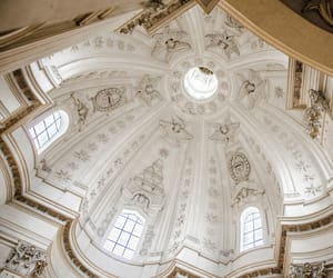 dome, architecture, and baroque image