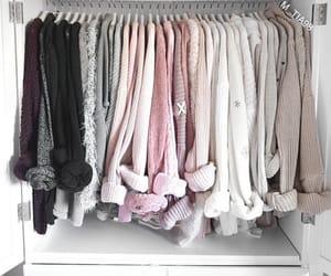 clothes, interior, and wardrobe image