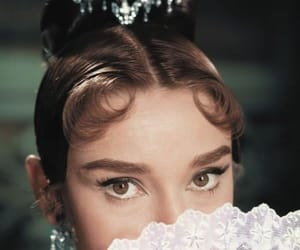audrey hepburn, 1950s, and actress image