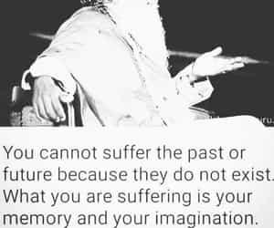 suffering past future image