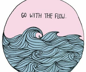 be yourself, flow, and go image