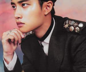 exo, do kyungsoo, and kpop image