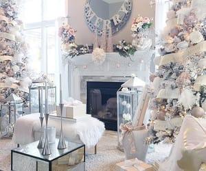 decor, home, and christmas image