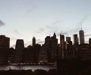 beautiful, new york, and skyline image
