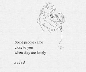 break-up, quotes, and sad image