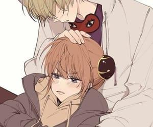kawaii, okita, and anime image