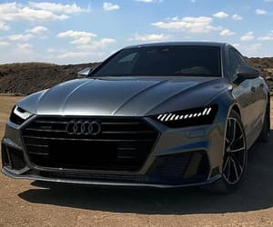 audi, grey, and awesome image