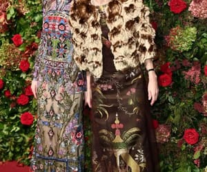 Anna Wintour, alfombra roja, and elegancia image