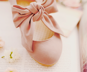 shoes, cute, and pink image