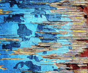 background, blue, and decay image