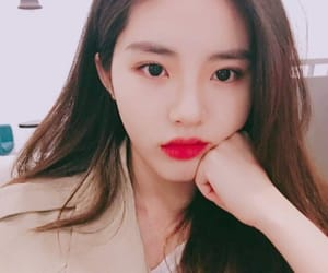 fromis_9, asian, and jiwon image