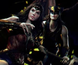 DC, justice league, and hawkgirl image