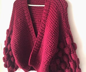 cardigan, christmas gifts, and knit cardigans image