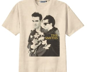 shirt, the smiths, and band image