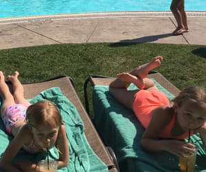 summer fun and friends image