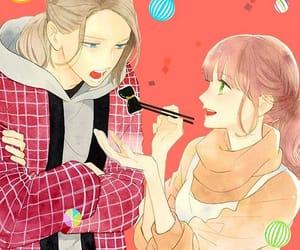 manga, manga girl, and lonely planet image