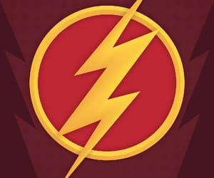 fantastic, flash, and heroes image