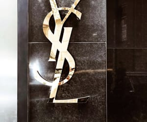 luxury, shopping, and saint laurent image