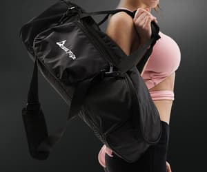 accessories, fit, and gymclothes image