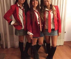 Halloween, RBD, and disfraz image