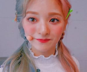 double icon, nakyung, and fromis 9 image