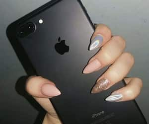 bling, essentials, and nails image