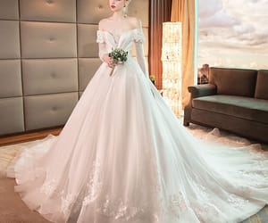 bridal, bridal gown, and wedding dresses 2019 image