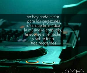 frases, sad, and i love music image