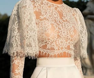 lace, luxury, and style image