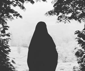 beauty, of, and hijâbi image