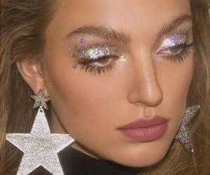 makeup, stars, and 90s image