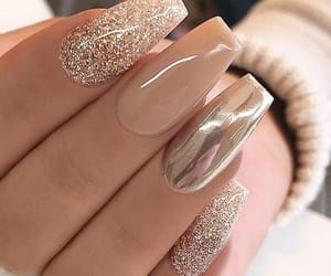adorable, nail art, and girly image