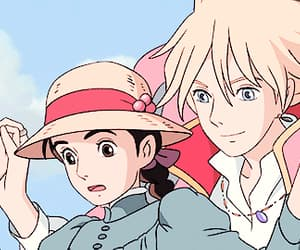 animation, anime, and ghibli image