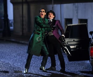 gay, green, and the riddler image