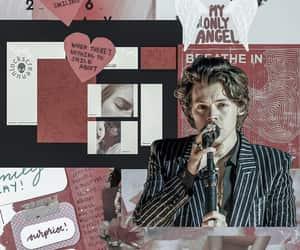 wallpaper, lockscreen, and Harry Styles image