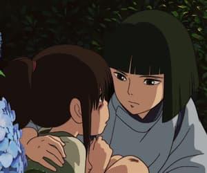 animation, sentochihironokamikakushi, and anime image